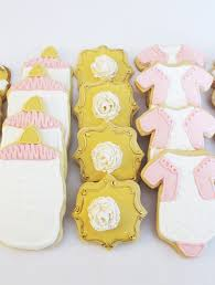 baby shower cookies themed baby shower cookies cupcake and cookie delivery in columbus