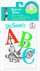 De Seuss Abc Read Aloud Alphabeth Book For Dr Seuss S Abc Book 9780375834967 Dr Seuss Books