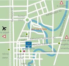 map of hat yai novotel central sukhontha hat yai hat yai thailand free n
