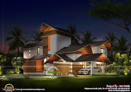 Design House Plans Online India by News And Article Online Sloped Roof House Night Momchuri