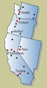 map of oregon nevada map of oregon house ca