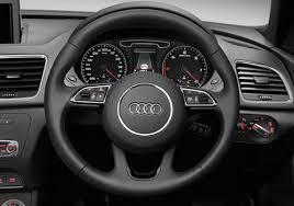 Audi Q3 Interior Pictures Audi Q3 Steering Wheel Interior Picture Carkhabri Com