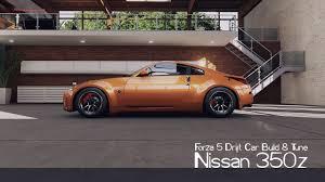 nissan 350z quad turbo forza 5 drift car building u0026 tuning 12 nissan 350z youtube