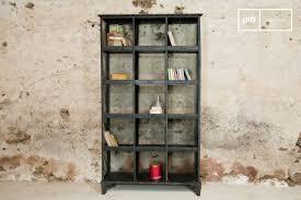 Wohnzimmerm El Vintage Bücherregal Vintage Vintage Möbel Pib