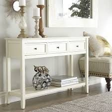 Entryway Table With Drawers Wonderful White Entryway Table With Best 25 White Console Table