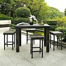 Patio High Top Table Idea High Top Patio Table For Large Size Of Bar Swivel Bar Stools
