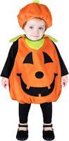 Pumpkin Costume Amazon Com Child Pumpkin Costume 24m 2t Baby