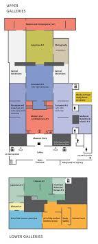 floor plans princeton museum floor plans and gallery map princeton university art museum