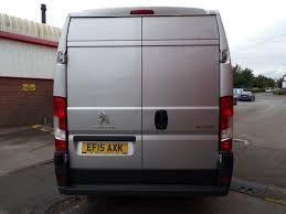 used 2015 peugeot boxer 435 l4h2 professional a c 130ps for sale