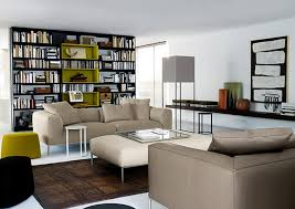 architecture exciting modern living room and reading space of