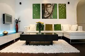 Home Decor Cushions Modern Home Decor With Minimalist Sofa And Colorful Cushions