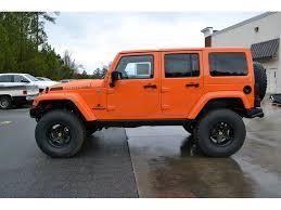 Orange Crush Jeep Jeepforum Com