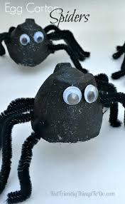 Halloween Spider Crafts by 737 Best Creazioni Con Le Confezioni Delle Uova Images On