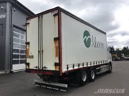 volvo south africa trucks volvo fh12 6x2 460 hv tautliner curtainside trucks year of mnftr