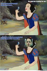 Snow White Meme - snow white vs charlize theron by ny2051 meme center
