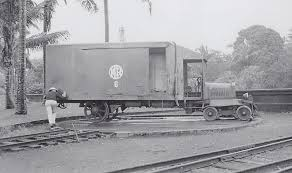 vw schwimmwagen found in forest just a car guy freight car on oahu on the hilo station turntable