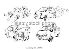 concept car sketch black and white stock photos u0026 images alamy