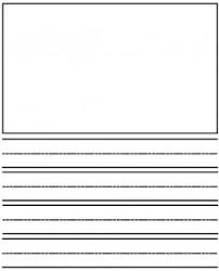 free easter writing template 2nd grade pinterest writer