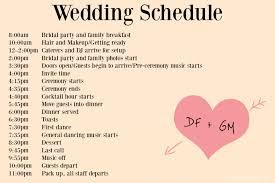 Wedding Itinerary Template For Guests The 13 Best Mandalay Bay Weddings Rhodo Wedding Ideas U2022 24544