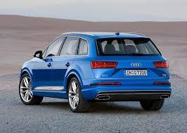 Audi Q7 Specs - audi q7 specs 2015 2016 2017 autoevolution