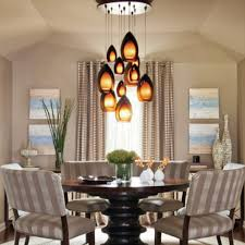 Dining Room Pendant Light Home Design 3d Pendant Lights And Partition Cabinet Dining Room