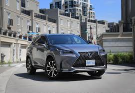 blue lexus nx review 2015 lexus nx 300h canadian auto review