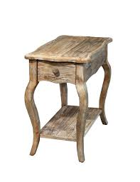 Driftwood Sofa Table by Alaterre Simplicity Driftwood End Table With Storage U0026 Reviews