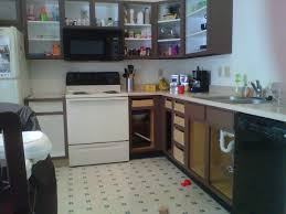 new painting interior of kitchen cabinets taste