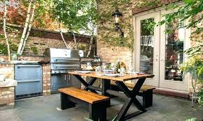 construction cuisine d été cuisine d ete exterieure cuisine sous pergola construction en