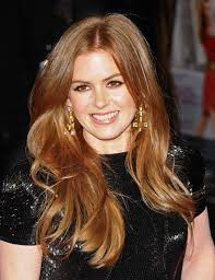 gorgeous hair i love the pretty brown color with the most gorgeous red hair love makeup hair clothes