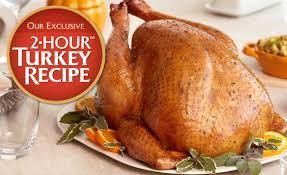 2 hour turkey safeway third year of roasting my bird this way