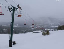 Garaventa Stair Lift by Bridger Bowl Ski Lift Pictures And History