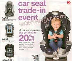 target black friday booster seat get 20 off a new car seat with target u0027s upcoming trade in event