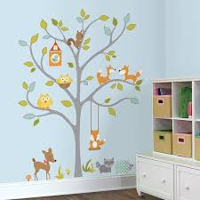 stickers arbre chambre enfant sticker arbre chambre bb great stickers arbre chambre bebe with
