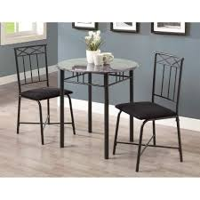 Grey Bistro Table Grey Marble Charcoal Metal 3 Bistro Set Free Shipping