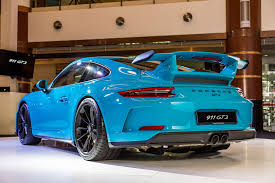miami blue porsche miami blue 911 gt3 more photos from yesterday u0027s launch official