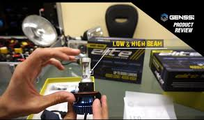 G7 Led Light Bulb by Genssi Elite G7 Led Bulb Conversion Kit Youtube