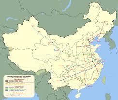 Guilin China Map by Traveling China By Bus And Train Linda Goes East