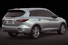 nissan suv back used 2015 infiniti qx60 suv pricing for sale edmunds