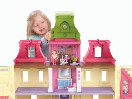 fisher price loving family dollhouse with