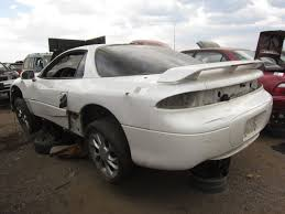 junkyard find 1996 mitsubishi 3000gt the truth about cars