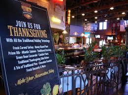 restaurants open thanksgiving day orange county zest
