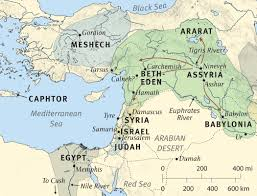 Map Of Ancient Middle East by 2 Kings 23 29 30 U0026 2 Chron 35 20 27 Nate Navigates The Bible