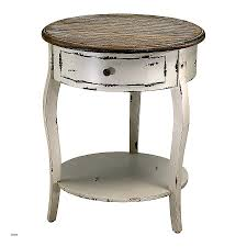 10 inch round side table furniture round accent side table wood and glass end tables tiny