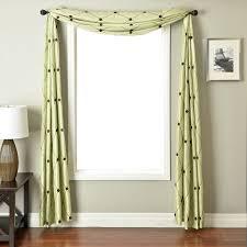 softline milana window scarf hayneedle