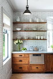 floating shelves kitchen floating kitchen shelves kitchen rustic