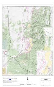 Map Of Taos New Mexico by Groundwater Study
