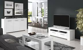 ansel white living room furniture sets elegance of white living