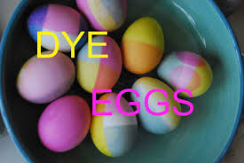 dye your easter egg with me easter egg decoration youtube