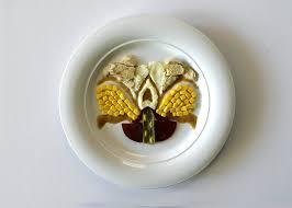 thanksgiving dinner plated by artists artnet news
